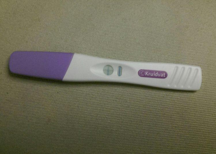 de positieve zwangerschapstest - een jaar later - mrs mama