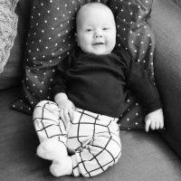 Het ritme van mijn baby van 10 maanden