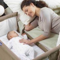 Review Chicco Next2Me co-sleeper